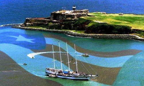 TOUR HISTORICO - Navegar en la Bahía de San Juan