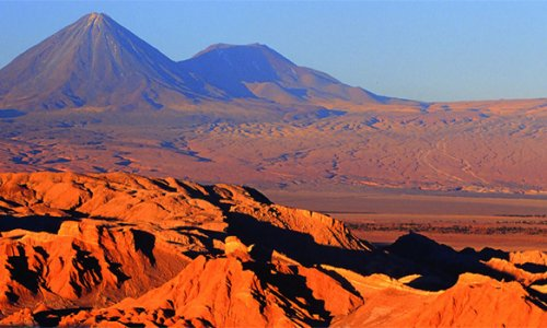 CHILE - San Pedro de Atacama
