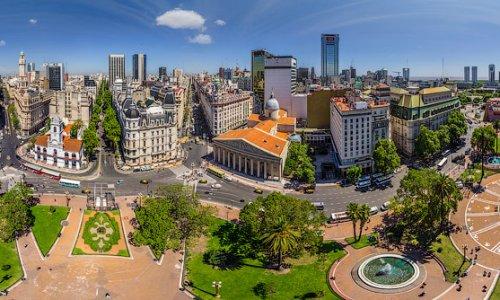 ARGENTINA - Buenos Aires en Palermo